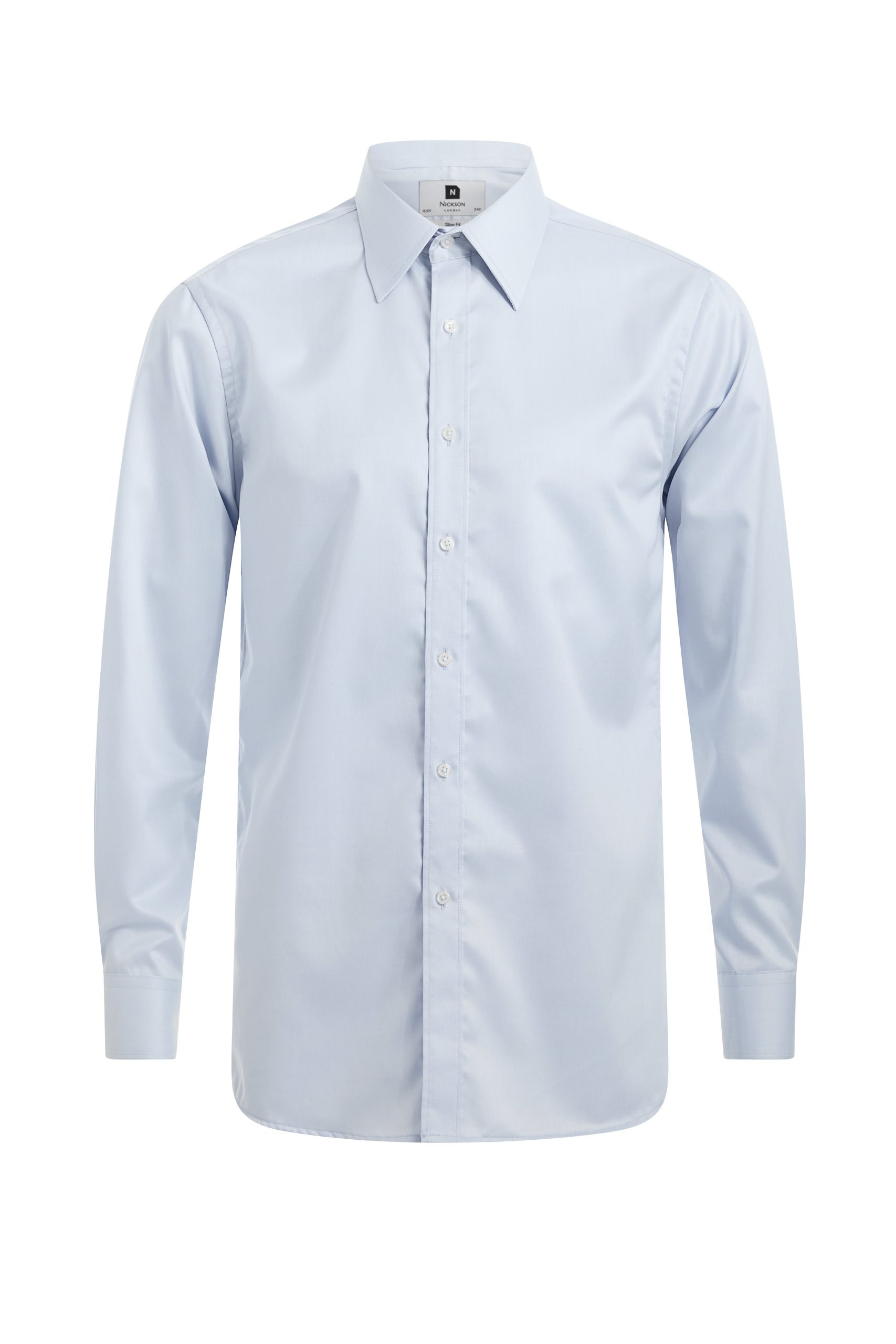 Straight Point - Quick Iron - Light Blue - Front