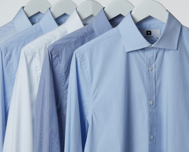 Buying Formal Shirts Online selection of coloured shirts